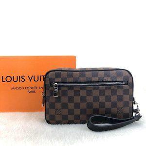 Louis Vuitton Kasai Clutch İnfini   25x16x6cm
